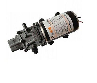 Dc12v 5lmin 130psi High Pressure Micro Diaphragm Water Pump Automatic Switch
