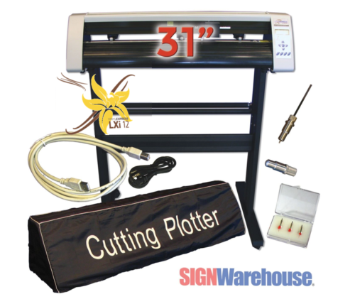 "Your Best Value Vinyl Cutter & ""ONE YEAR WARRANTY"" Vinyl Sign Plotter"