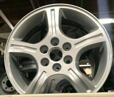 CHEVROLET UPLANDER 2006 Wheel 17x6-1/2, aluminum, (5 spoke, silver painted)