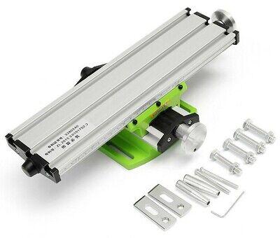 Mini Precision Milling Machine Worktable Multifunction Drill Vise Fixture Workin