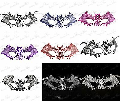 SImple Bat Woman Collection - Laser Cut Venetian Mardi Gras Masquerade Mask ](Simple Masquerade Masks)