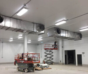 COMMERCIAL HVAC • FINANCING AVAILABLE • ALWAYS AVAILABLE