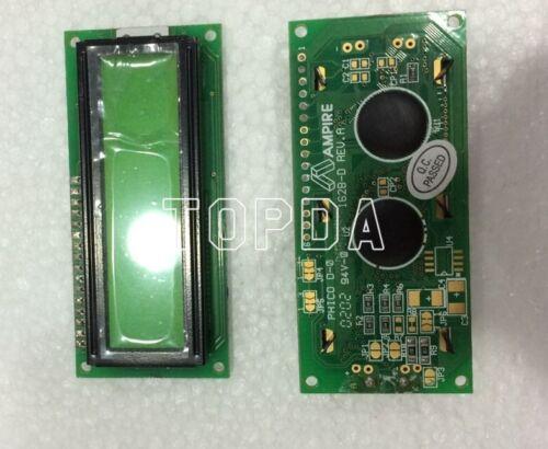 1pc amphico pire d-0 1602b-d Rev。a  LCD display