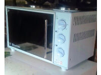 RUSSELL HOBBS LARGE TABLE TOP WHITE OVEN