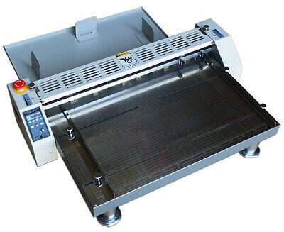 26 Electric 3-in-1 Scorer Perforator Paper Creasing Machine Scoring Creaser New