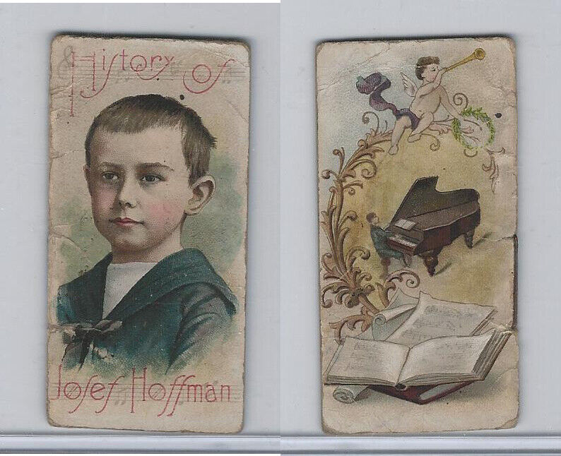 N79 Duke, Histories of Poor Boys and Other Famous People, 1889, Hoffman