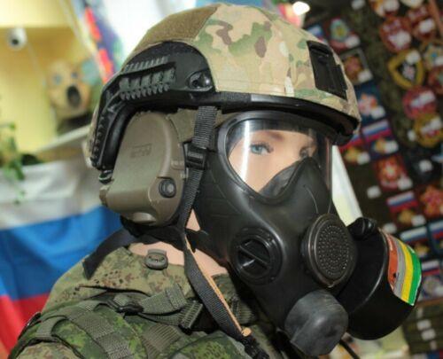 Russian LShZ 1+ helmet replica for FSB troops