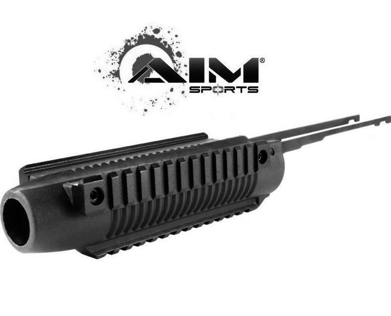 tactical picatinny style trirail forend fits 12 gauge