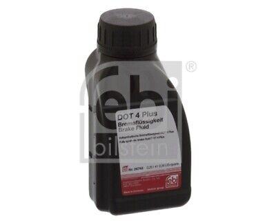 FEBI BILSTEIN Bremsflüssigkeit 26748 für AUDI SMART MERCEDES KLASSE 0,25 Liter 5