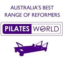 Pilates Reformer - PILATES WORLD  - AUSTRALIA'S BEST RANGE Helensvale Gold Coast North Preview