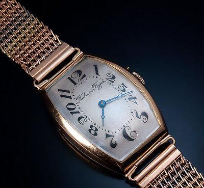 Vintage Russian Gold Pavel Bure / Paul Buhre Wristwatch