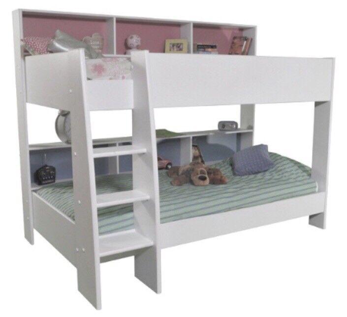 Bunk Bed Parisot Tam Tam Option Pink Or Blue In Braintree Essex
