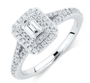 Michael Hill Designer Collection Engagment and Wedding Set