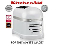 *SOLD* KitchenAid Artisan Toaster 2 Slice Pearl