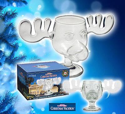Offizielles Elchglas Moose Mug Schöne Bescherung Christmas Vacation aus Glas