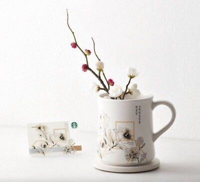 Starbucks Korea 2017 Rest /& Relax Vacance Card