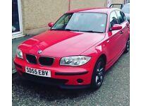 BMW 1 Series 118D - 11 months MOT