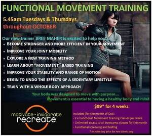 NEW Functional Movement Training Duncraig Joondalup Area Preview