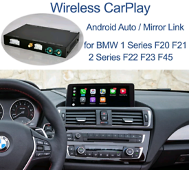 BMW 1 series 2013+ Apple car play/Android auto, USB video