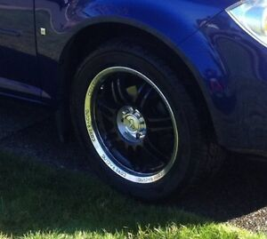 """16"""" x 17"""" tires and rims"""