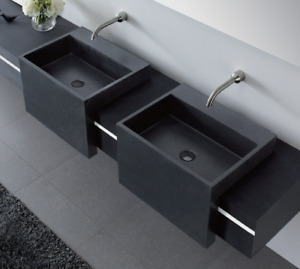 Amazing Sink Black Quartz