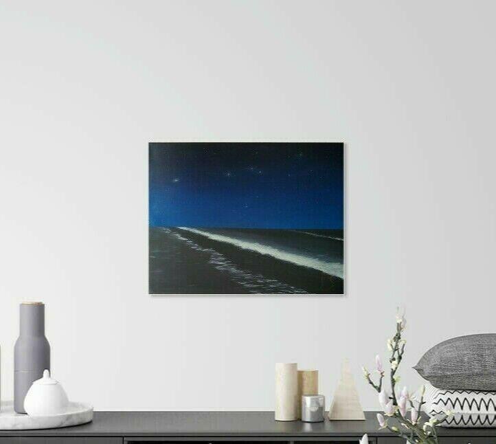 Acrylic Art Painting Original On Canvas  - $45.00
