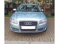 Audi A4 2006 Saloon