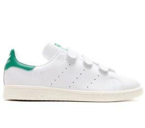 adidas stan smith scratch blanc vert basket sneaker taille vintage serpent 38 ebay. Black Bedroom Furniture Sets. Home Design Ideas
