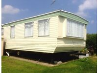 2 Bedroom CARAVAN HIRE, Cayton bay, SCARBOROUGH, Sited on Parkdean Resorts Holiday Park