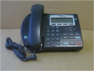 Nortel IP Phone 2002 - VoIP (Voice over IP) - Charcoal Grey