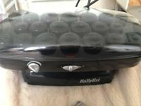 Babyliss Thermo-Ceramic rollers (Never used)