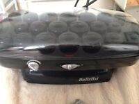 Babyliss Thermo-Ceramic rollers (Brand New)