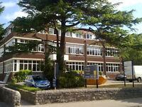 Modern ground floor office suite in central Penarth