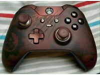 Gears Of War Elite Xbox One Games Controller