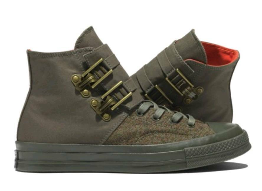 ccf93c539731 NEW Converse All star Chuck Taylor Collaboration with Nigel Cabourn Limited  Edition