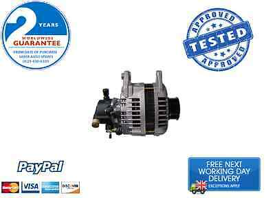 VAUXHALL ASTRA H MK5 17 CDTi DIESEL NEW RMFD ALTERNATOR inc VAC PUMP 2005 10