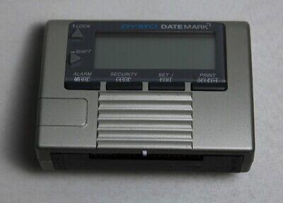 Used Dymo Datemark Electronic Datetime Stamper Free Sh