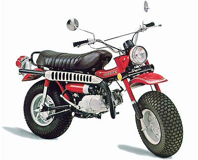 1973 Suzuki Rv90k Sales Ad/ Brochure