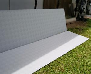 white aluminium checkerplate Calamvale Brisbane South West Preview