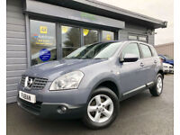 Nissan Qashqai 1.6 Acenta **FULL SERVICE HISTORY INCLUDING BELTS**