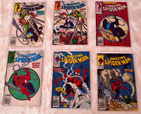 Amazing Spider-Man Issues #298 - 303