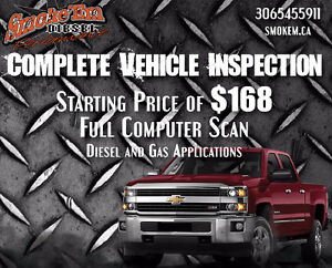 *FREE*Vehicle Inspection
