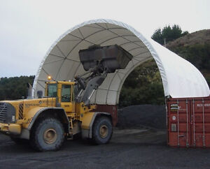 Fabric Shelters/Structures Storage