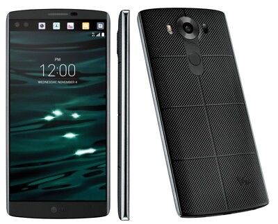 LG V10 H901 - 64GB - Space Black (T-Mobile) Smartphone
