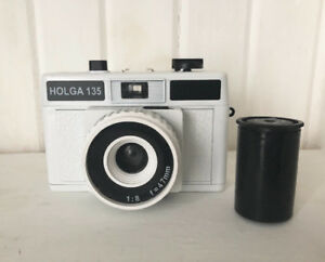 Classic White Holga 35mm Camera
