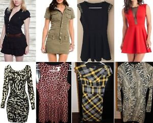 Women's Dresses, Size XS-Small-Medium, $15 and Up