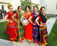 Bollywood to Classical Dance: Free Drop In! (Adults/Teen/Kids)
