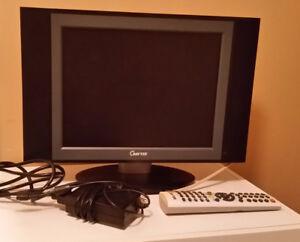 """Téléviseur écran plat LCD 15"""""""