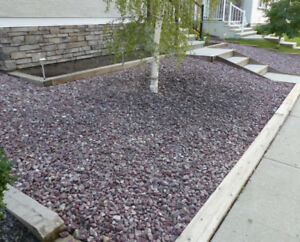 SPECIAL 3Yards STONE DUST, 5/8 GRAVEL, & CLEAN GRAVEL -L.Martin