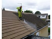 ROOF CLEANING MOSS REMOVAL & MAINTENANCE SWANSEA